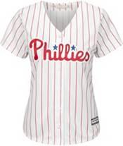 Majestic Women's Replica Philadelphia Phillies Bryce Harper #3 Cool Base Home White Jersey product image