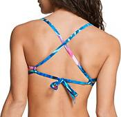 Speedo Women's Print Tie Back Bikini Top product image