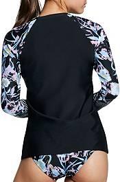 Speedo Women's L/S Printed Rash Guard product image