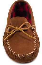 Minnetonka Men's Double Bottom Fleece Moccasin Slippers product image