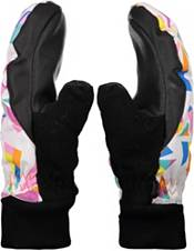 Obermeyer Youth Thumbs Up Printed Mittens product image