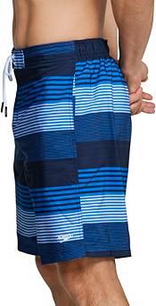 """Speedo Men's Stripe E-Board Latitude 20"""" Board Shorts product image"""