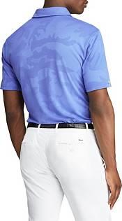RLX Golf Men's Camo Jacquard Golf Polo product image