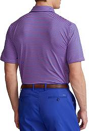 Ralph Lauren Men's Feed Stripe Golf Polo product image