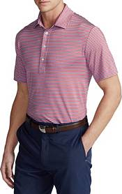 Ralph Lauren Men's Feed Stripe Golf Polo product image