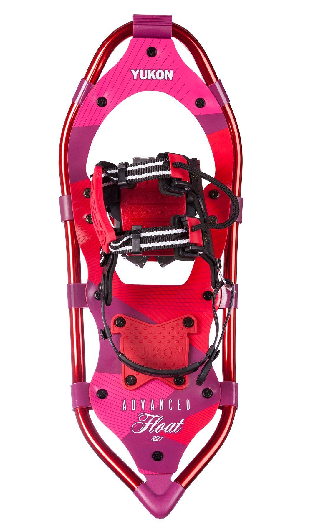 Yukon Charlie's Women's Advanced Float Snowshoe Kit