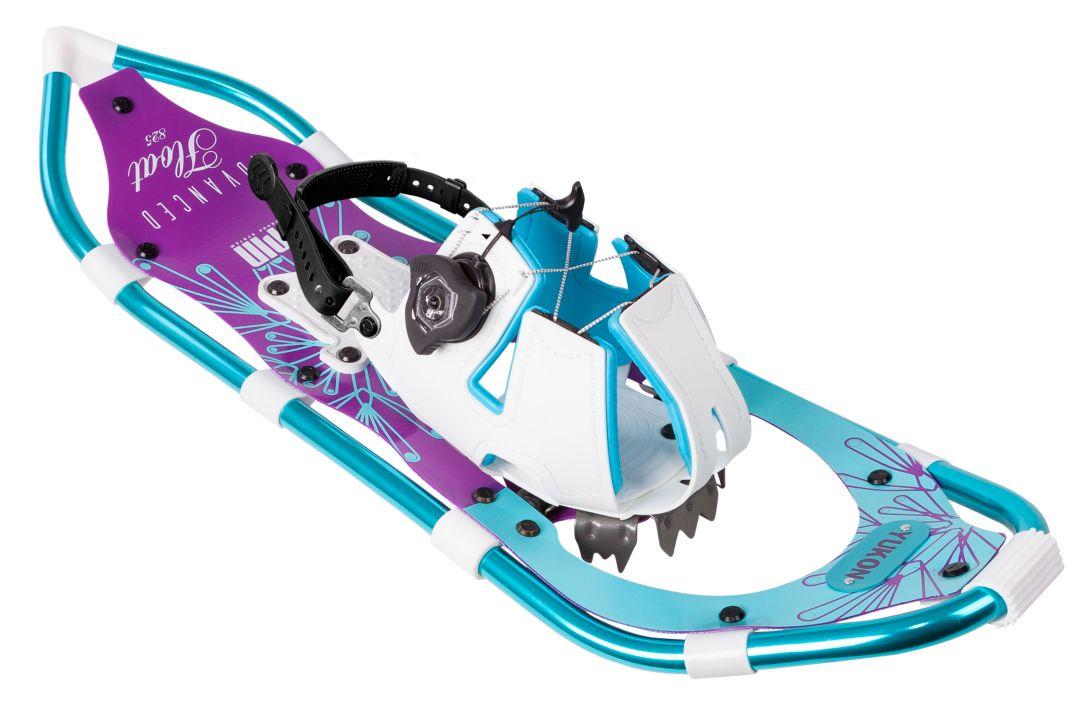 Yukon Charlie's Women's Advanced Spin Float Snowshoe Kit