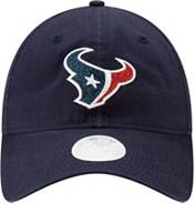 New Era Women's Houston Texans Navy Glisten 9Twenty Adjustable Hat product image