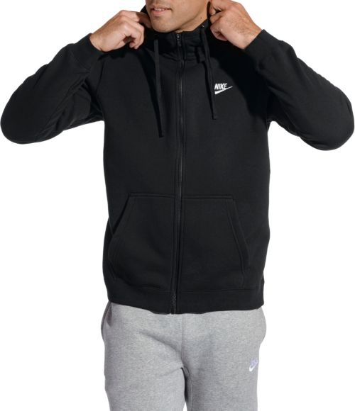 e46bcb9d17ab Nike Men s Sportswear Club Fleece Full Zip Hoodie. noImageFound. Previous.  1. 2. 3