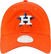 New Era Women's Houston Astros Orange Core Classic 9Twenty Adjustable Hat product image