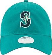 New Era Women's Seattle Mariners Green Core Classic 9Twenty Adjustable Hat product image