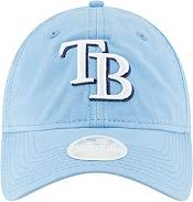 New Era Women's Tampa Bay Rays Light Blue Core Classic 9Twenty Adjustable Hat product image
