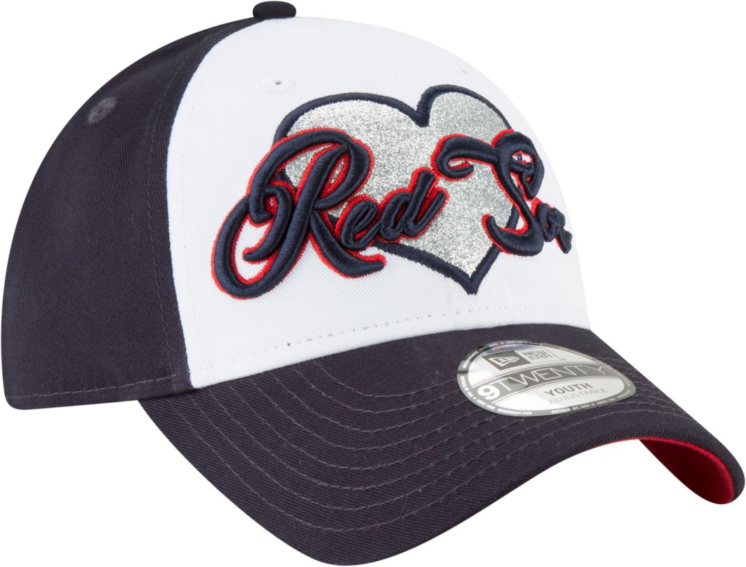 competitive price f78d5 b5a78 New Era Youth Boston Red Sox 9Twenty Sparkly Fan Adjustable Hat.  noImageFound. Previous. 1. 2. 3