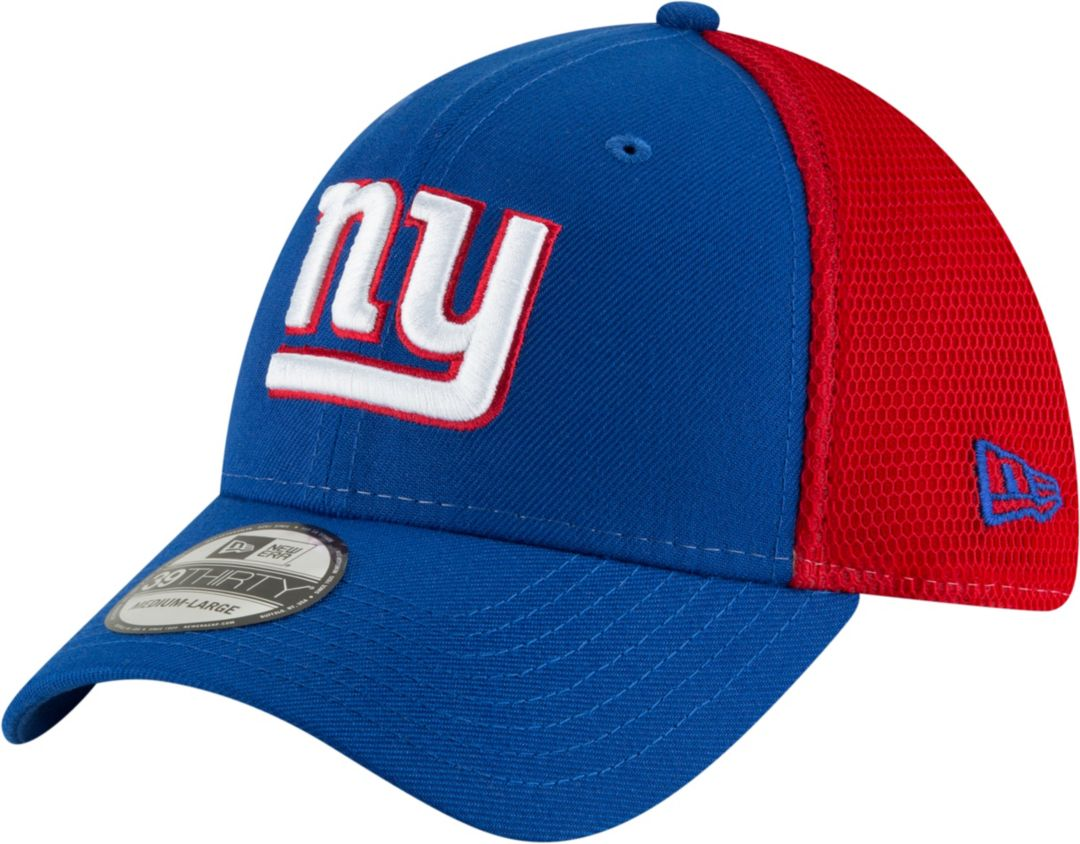 079bf884a New Era Men's New York Giants 2Tone Sided 39Thirty Stretch Fit Hat