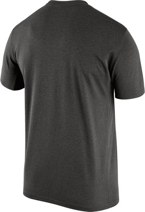 Nike Men s Tampa Bay Buccaneers Legend Logo Performance Pewter T ... d51577ad9