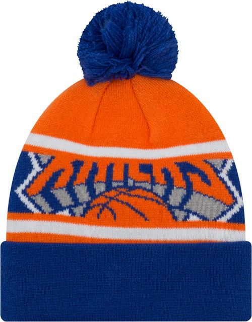 2a6f793efe3 New Era Youth New York Knicks Callout Knit Hat