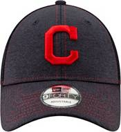 New Era Youth Cleveland Indians 9Forty Team Tread Adjustable Hat product image