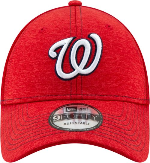 new arrival ea1f5 9d065 ... new era youth washington nationals 9forty team tread adjustable hat