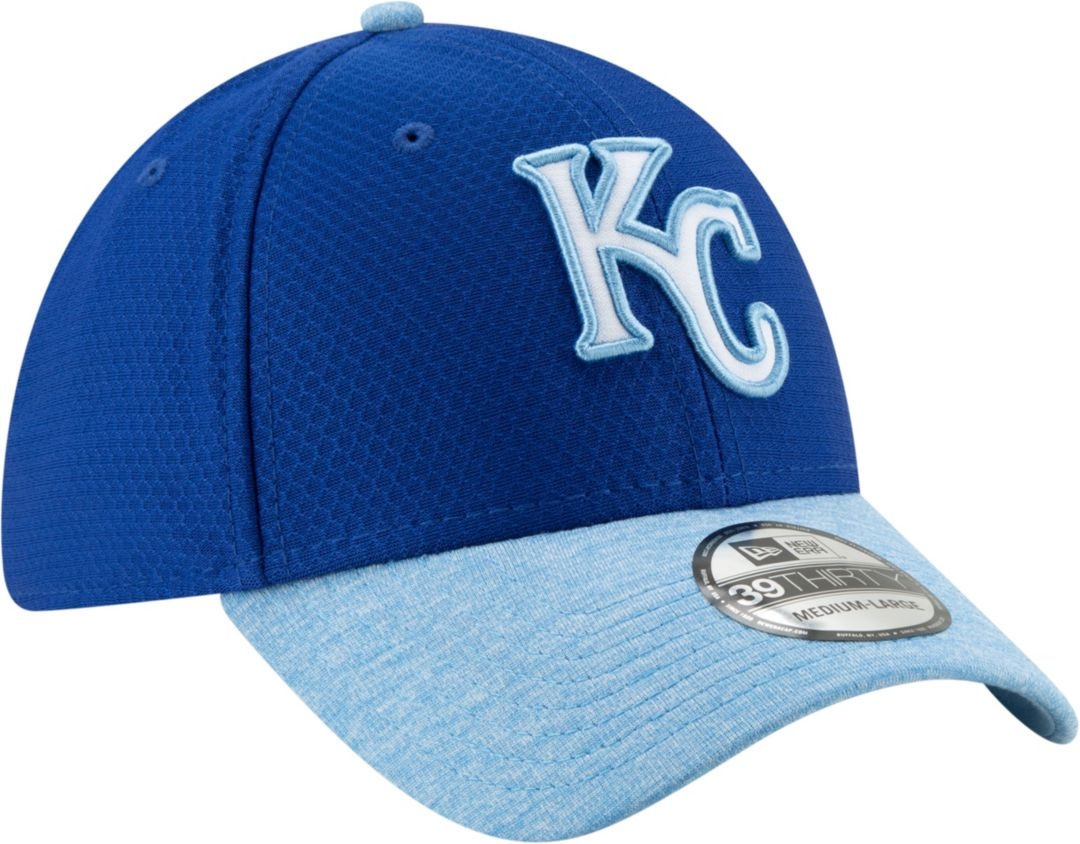 huge discount f065d 85d17 New Era Youth Kansas City Royals 39Thirty Pop Shadow Stretch Fit Hat.  noImageFound. Previous. 1. 2. 3