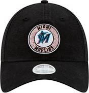 New Era Women's Miami Marlins 9Twenty Patched Sparkle Adjustable Hat product image