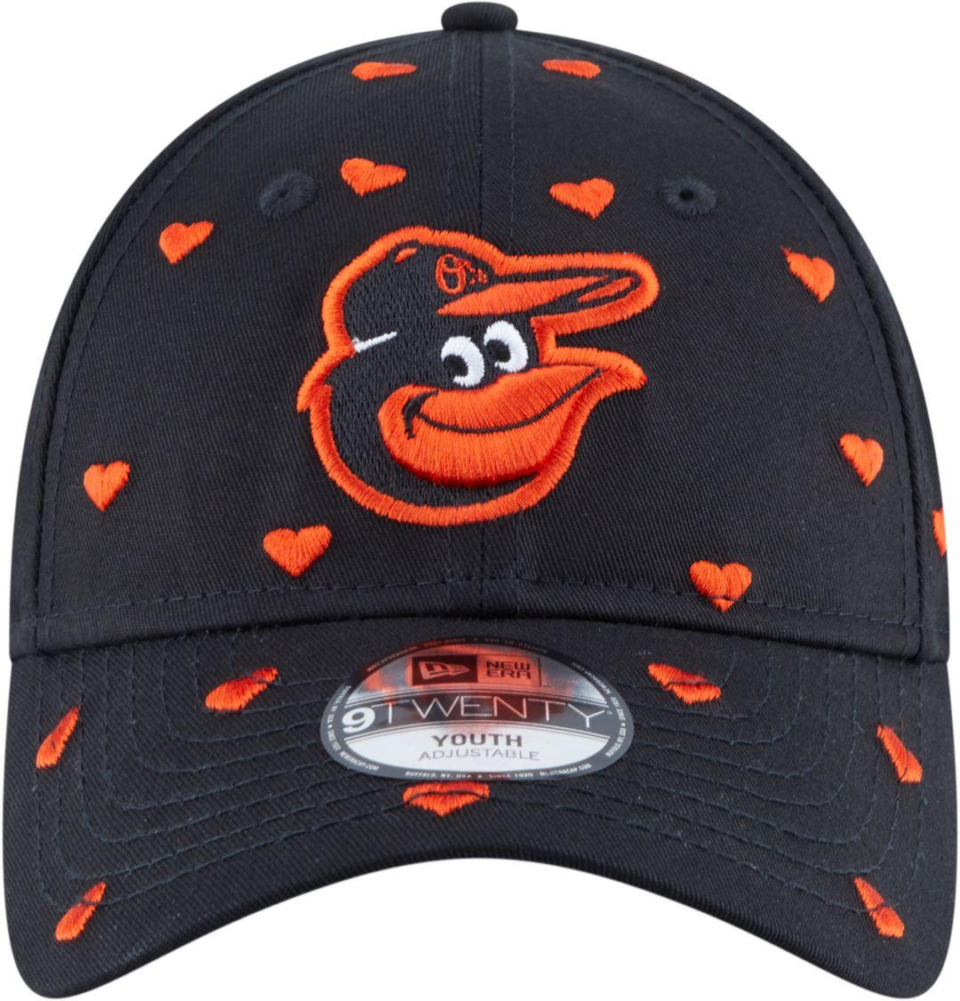best sneakers 58147 3fd1d New Era Youth Baltimore Orioles 9Twenty Lovely Fan Adjustable Hat.  noImageFound. Previous. 1. 2. 3