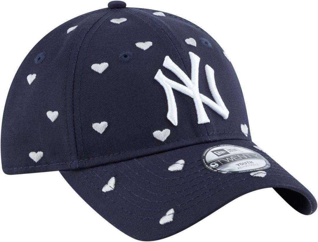 super popular d0b4f 2d5fd New Era Youth New York Yankees 9Twenty Lovely Fan Adjustable Hat.  noImageFound. Previous. 1. 2. 3
