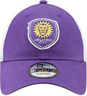New Era Men's Orlando City 9Forty Trucker Adjustable Hat product image