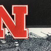 Winning Streak Sports Nebraska Cornhuskers Stadium Banner product image