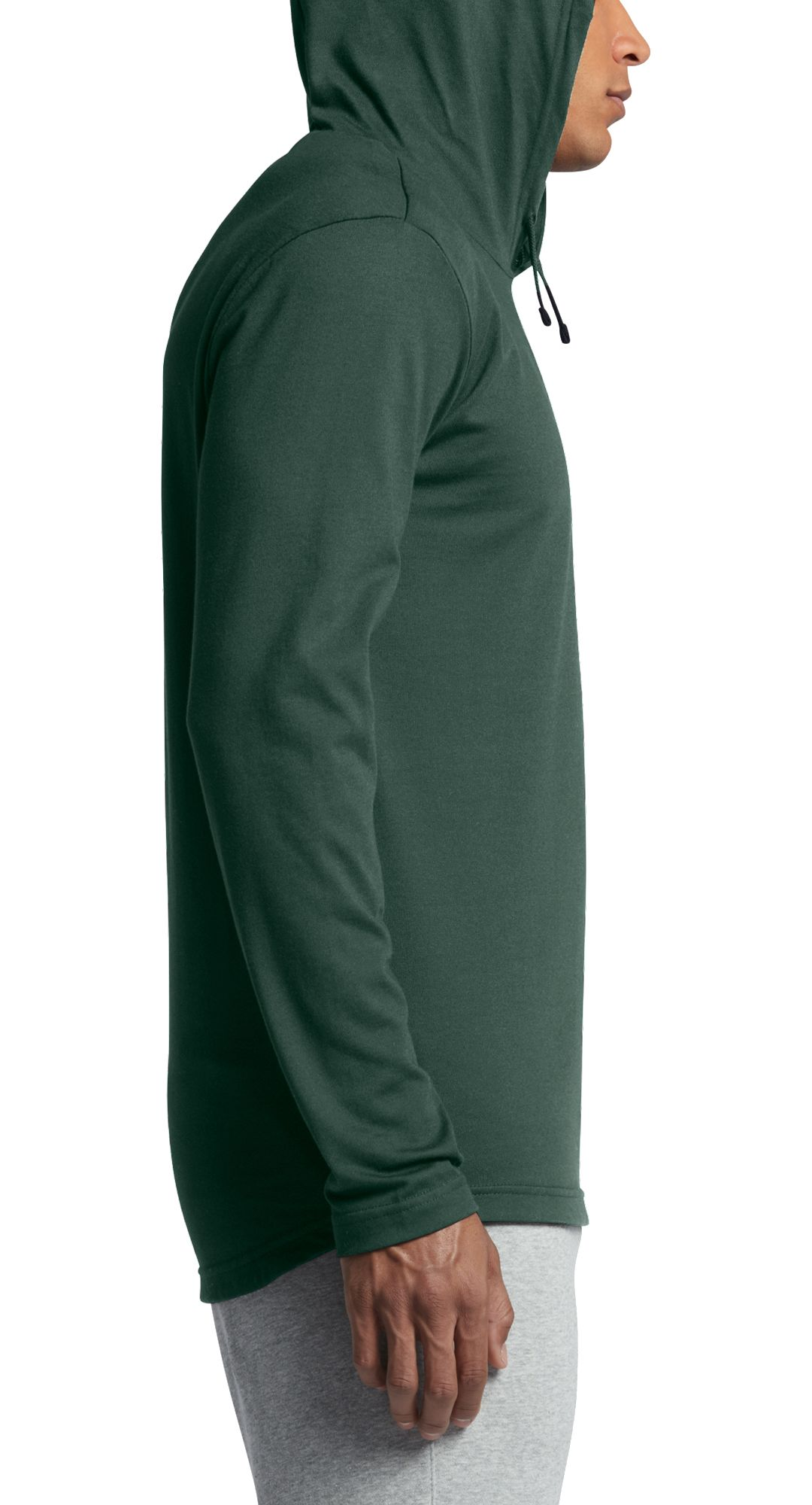 ba42b92ab Nike Men's Jersey Lightweight Pullover Hoodie | DICK'S Sporting Goods