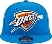 New Era Youth Oklahoma City Thunder 9Fifty Adjustable Snapback Hat product image