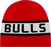 New Era Men's Chicago Bulls Reversible Sports Knit Hat product image