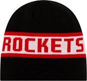 New Era Men's Houston Rockets Reversible Sports Knit Hat product image