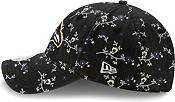New Era Women's Baltimore Ravens Black Blossom Adjustable Hat product image