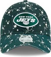 New Era Women's New York Jets Green Blossom Adjustable Hat product image