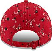 New Era Women's San Francisco 49Ers Red Blossom Adjustable Hat product image