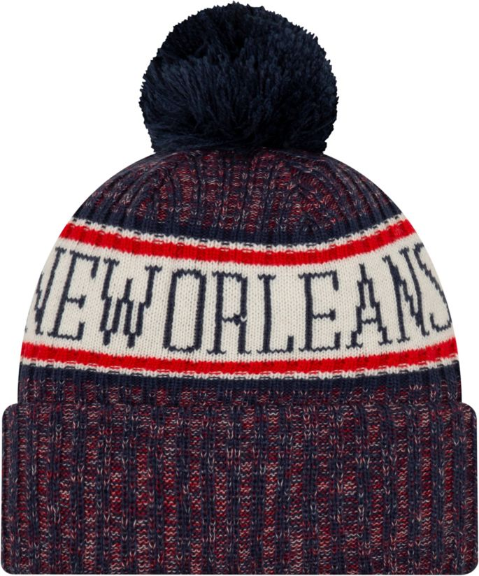 New Era Men S New Orleans Pelicans Sports Knit Hat