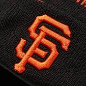 New Era Youth San Francisco Giants Repeat Knit Hat product image