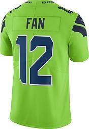 Nike Men's Color Rush Limited Jersey Seattle Seahawks 12th Fan #12 product image