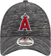 New Era Youth Los Angeles Angels Gray 9Forty Shadow Neo Adjustable Hat product image