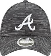 New Era Youth Atlanta Braves Gray 9Forty Shadow Neo Adjustable Hat product image