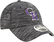 New Era Youth Colorado Rockies Gray 9Forty Shadow Neo Adjustable Hat product image