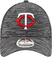 New Era Youth Minnesota Twins Gray 9Forty Shadow Neo Adjustable Hat product image