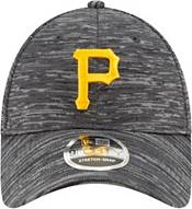 New Era Youth Pittsburgh Pirates Gray 9Forty Shadow Neo Adjustable Hat product image