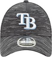 New Era Youth Tampa Bay Rays Gray 9Forty Shadow Neo Adjustable Hat product image
