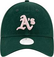 New Era Women's Oakland Athletics Green Core Classic 9Twenty Adjustable Hat product image