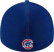 New Era Men's Chicago Cubs Blue 39Thirty Tonel Neo Stretch Fit Hat product image