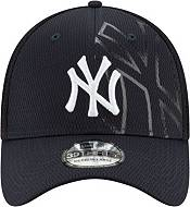 New Era Men's New York Yankees Navy 39Thirty Tonel Neo Stretch Fit Hat product image