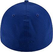 New Era Men's Los Angeles Dodgers Dodger Blue 39Thirty Perftone Stretch Fit Hat product image