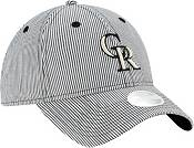 New Era Women's Colorado Rockies Black Preppy 9Twenty Adjustable Hat product image