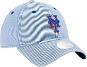New Era Women's New York Mets Blue Preppy 9Twenty Adjustable Hat product image